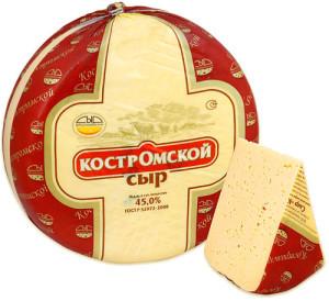 КОСТРОМСКОЙ сыр Брасово