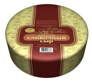 КУБАНСКИЙ СЛИВОЧНЫЙ сыр Брасово